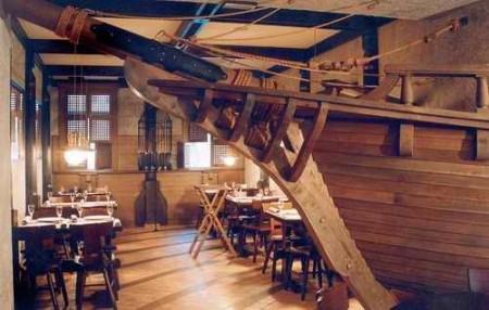 Интерьер, как основа для успешного ресторана