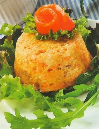 Рецепт паштета из копченой форели
