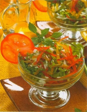 Рецепт салата из сладкого перца