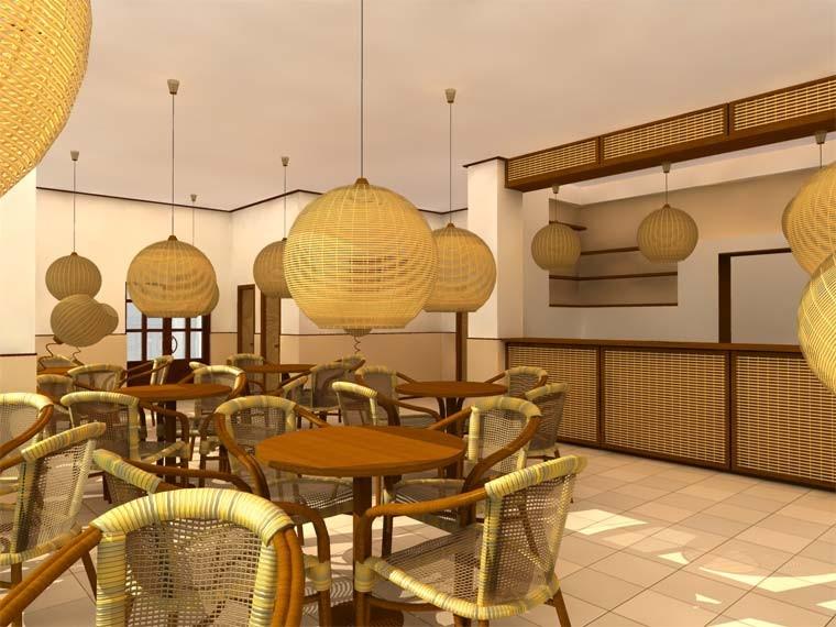 Ремонт и дизайн кафе своими руками