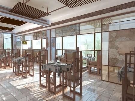 Интерьеры суши-ресторана