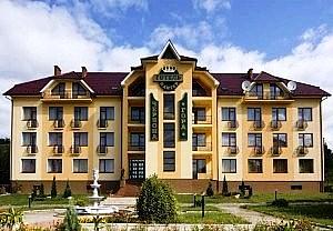 Гостиница-ресторан «Червона гора»