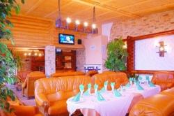 Гостиница-ресторан «Святослав». Львов