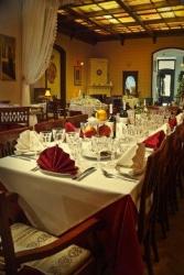 Ресторан «Ресторація на Валовій». Львов